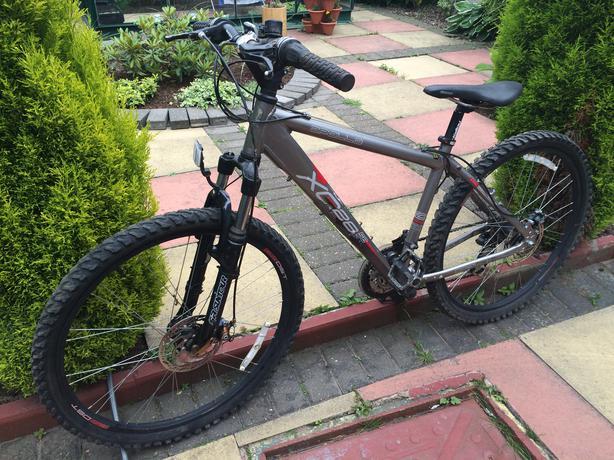 Apollo XC26se Mountain Bike very light 7005 aluminium frame ...