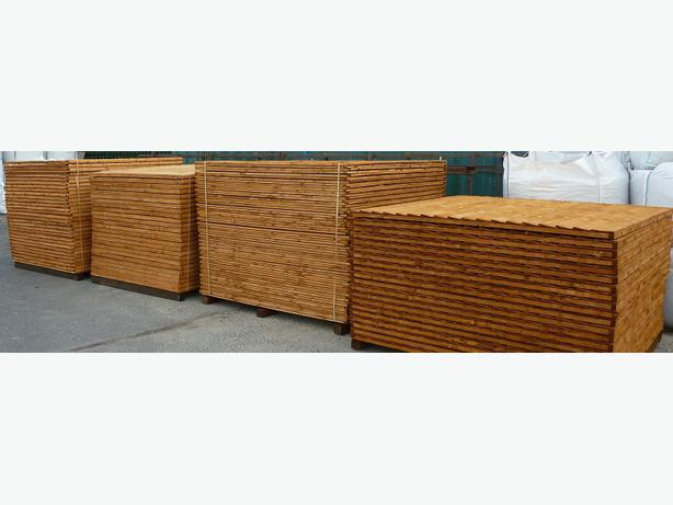 Lap Panels ( 6 x 6 ) Clearance Panels  (Seconds)