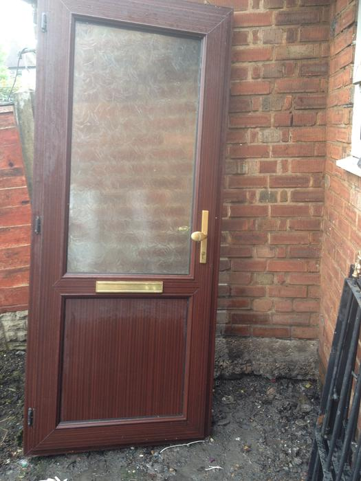 For sale upvc doors sandwell dudley for Upvc front doors for sale
