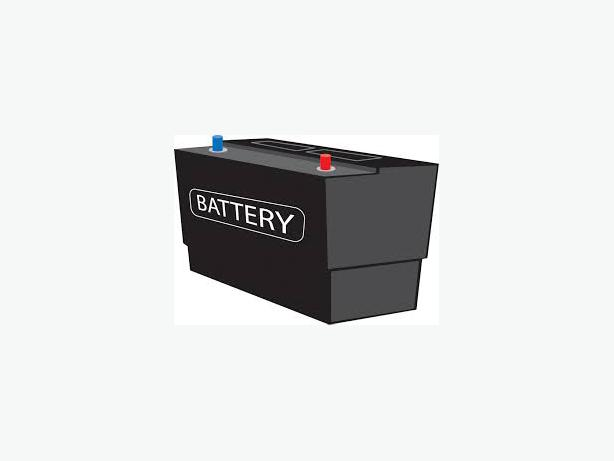 Used car batteries from 15.00