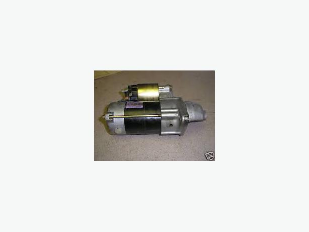 Used starter motors from 15.00