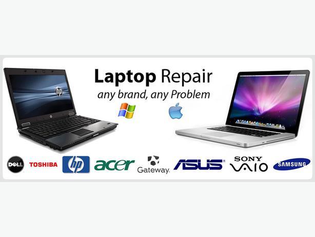 EXPERT COMPUTER LAPTOP REPAIRS