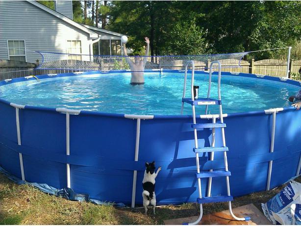 100 Bargain 18ft Framed Swimming Pool Darlaston Wolverhampton