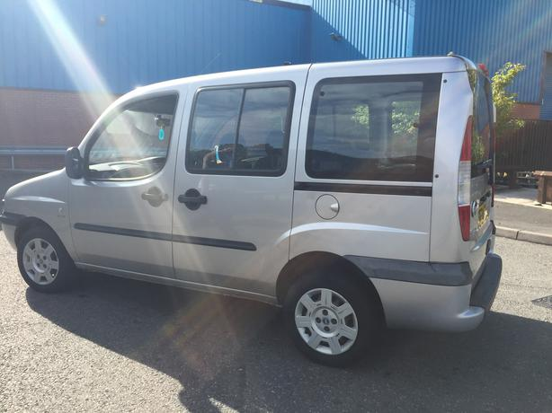 fiat doblo family diesel 7 seater dudley dudley. Black Bedroom Furniture Sets. Home Design Ideas