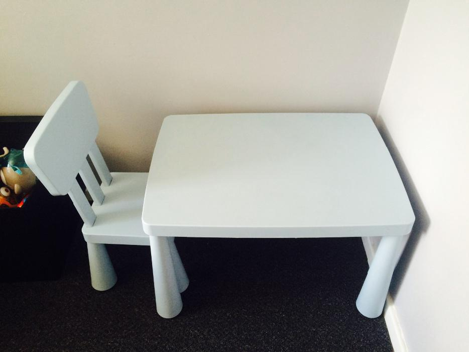 Ikea Childrens Table And Chair WALSALL Sandwell