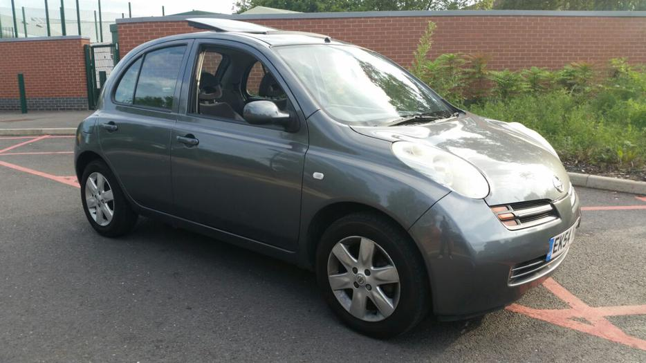 Nissan Micra 1 2 Se 54 Plate Other Wolverhampton