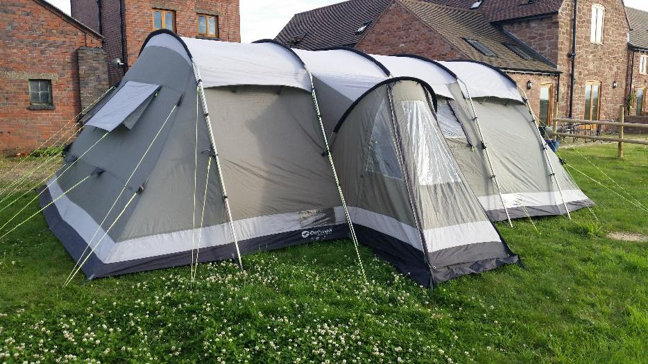 & outwell montana 12 with footprint and carpet OTHER Sandwell