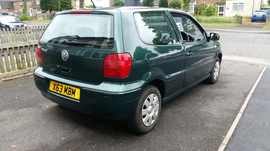 vw polo 1 4 s 2000 reg other walsall. Black Bedroom Furniture Sets. Home Design Ideas