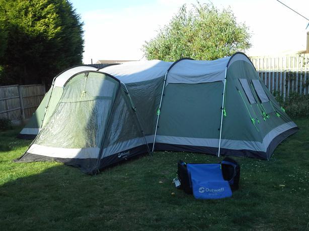 Outwell Idaho XL Tent & Outwell Idaho XL Tent Oldbury Wolverhampton