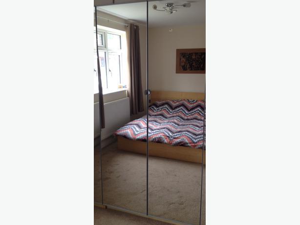 ikea pax wardrobe sliding doors instructions