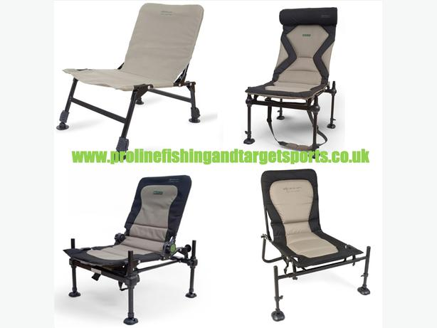 Korum Chair Range @ Proline Tackle