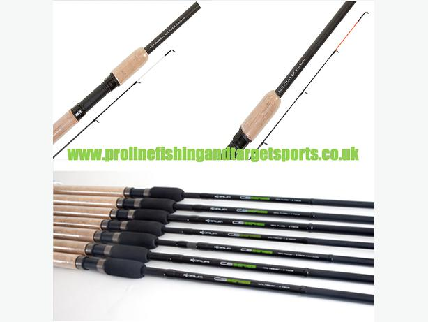 Korum Rod Range @ Proline Tackle