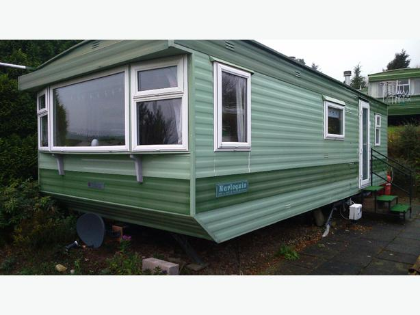 Popular Caravan Lodge Siting Ludlow Shropshire