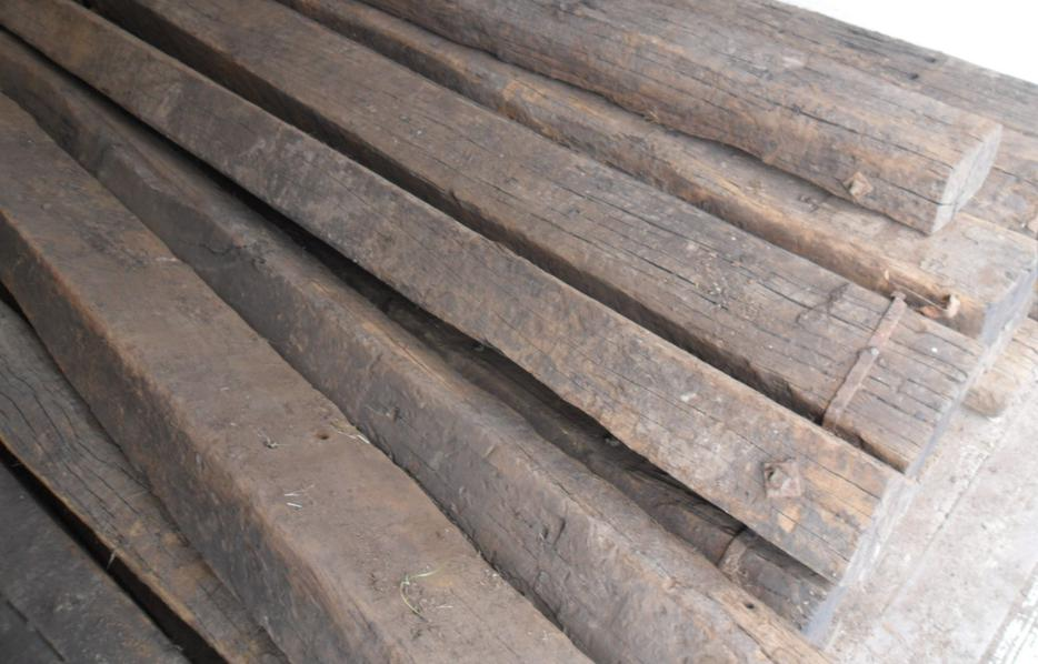 Railway sleepers free delivery railway sleepers free for Garden decking jewsons