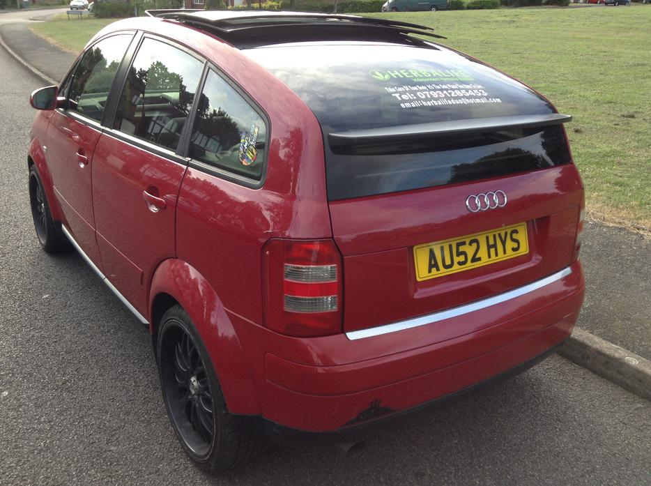 Audi A2 2003 1 4 Pan Roof Stunning Looks Other Dudley