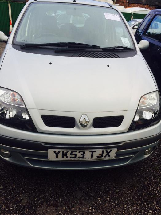 Cheap Cars For Sale In Ma >> Bargain Renault Megane scenic for sale WALSALL, Dudley