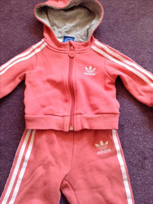 Pink Adidas Tracksuit Dudley Wolverhampton