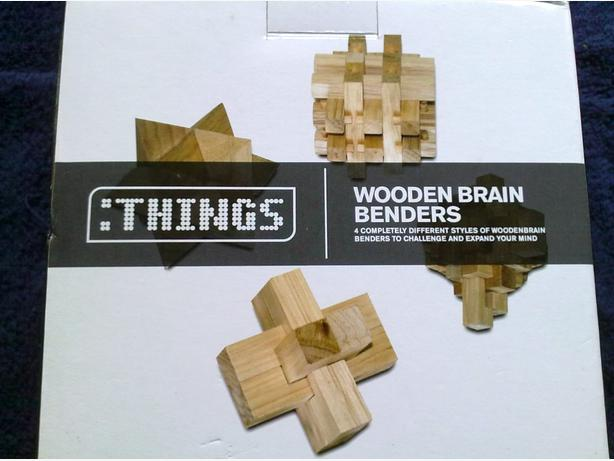 things wooden brain bender