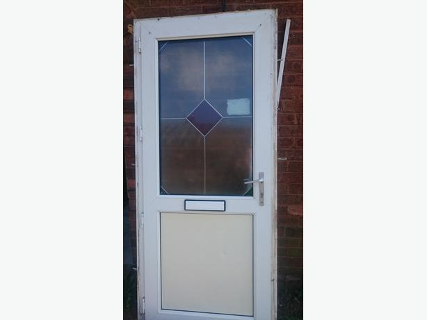 Upvc front door bloxwich walsall mobile for Upvc front door 78 x 30