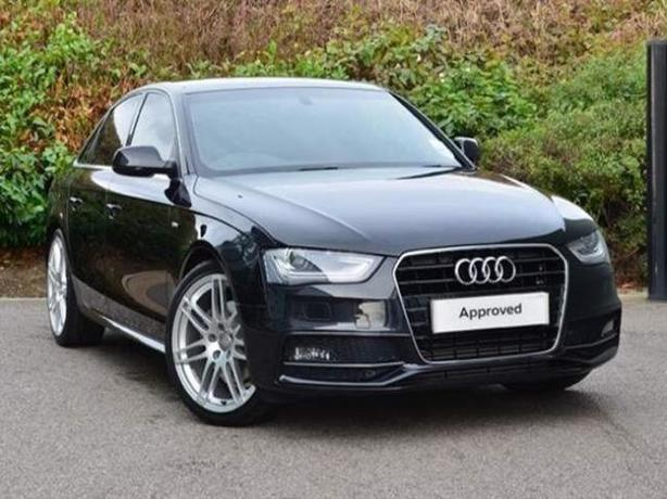 2012 audi a4 s line tdi black 177ps kingswinford wolverhampton. Black Bedroom Furniture Sets. Home Design Ideas