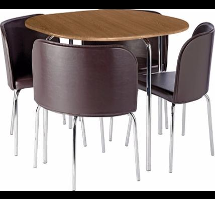 Brand new dining table and chairs willenhall wolverhampton for Best dining table brands
