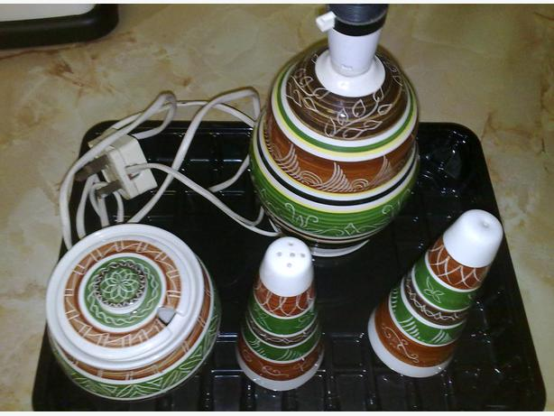 dragon pottery