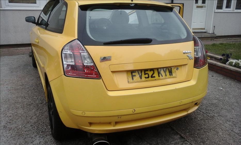 Fiat Stilo 20v Abarth Semi Auto Petrol 2 5cc Dudley Dudley