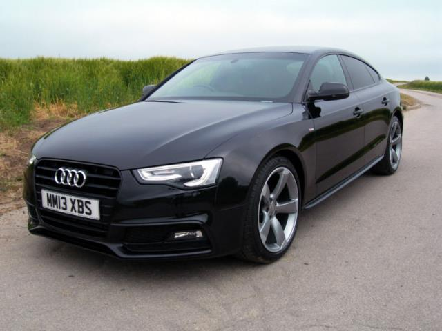 Audi a5 2 0tdi s line black edition s t aldridge walsall - Audi a5 coupe s line black edition for sale ...