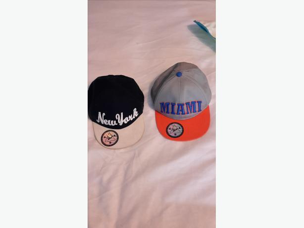 2 caps