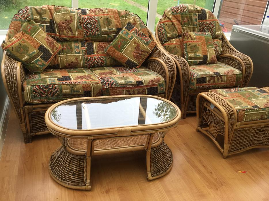 Used Dudley Conservatory Furniture