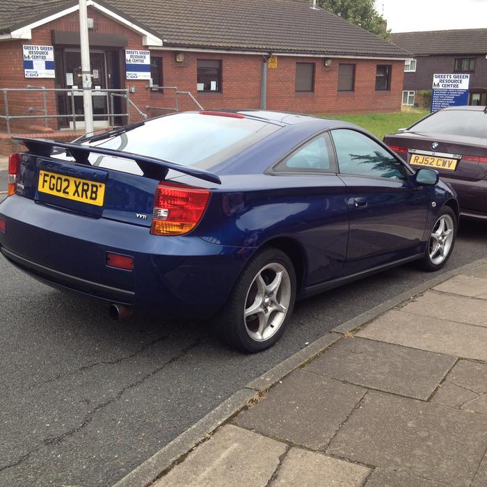 Toyota Celica Quick Sale West Bromwich Wolverhampton