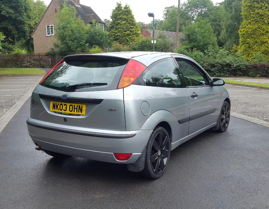 ford focus 1 8 tdci turbo diesel zetec 115 psi oldbury dudley. Black Bedroom Furniture Sets. Home Design Ideas