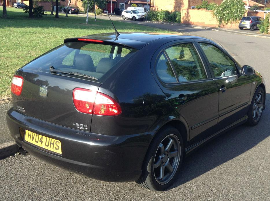 seat leon cupra 2004 20v modified low miles halesowen sandwell. Black Bedroom Furniture Sets. Home Design Ideas