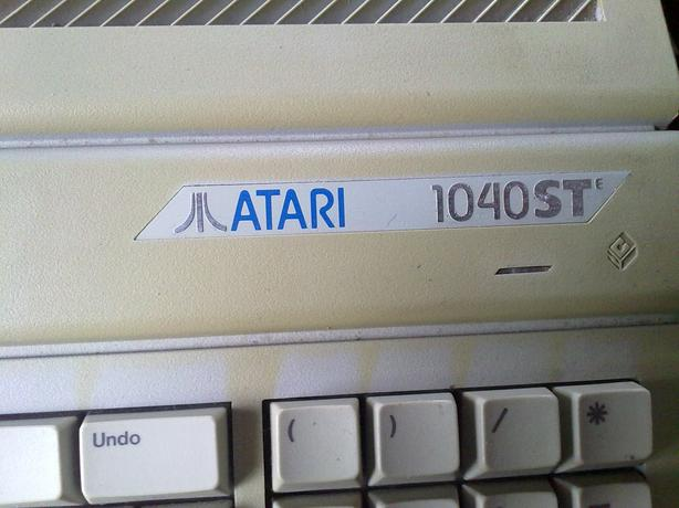 atari + printer + joystick + manual + 70 plus games