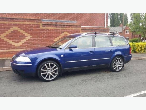 volkswagen passat 2 5 tdi v6 sport manual estate sandwell wolverhampton. Black Bedroom Furniture Sets. Home Design Ideas