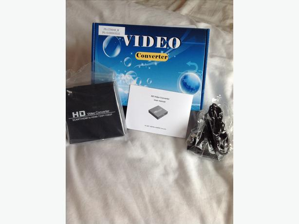 video converter boxed brand new