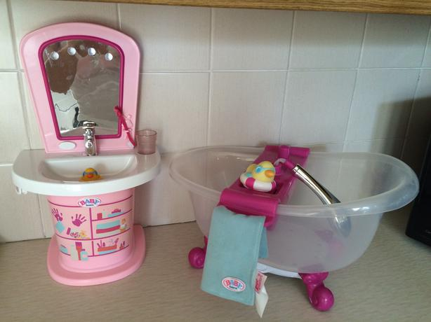 Baby Born Bath & Sink Brierley Hill, Wolverhampton