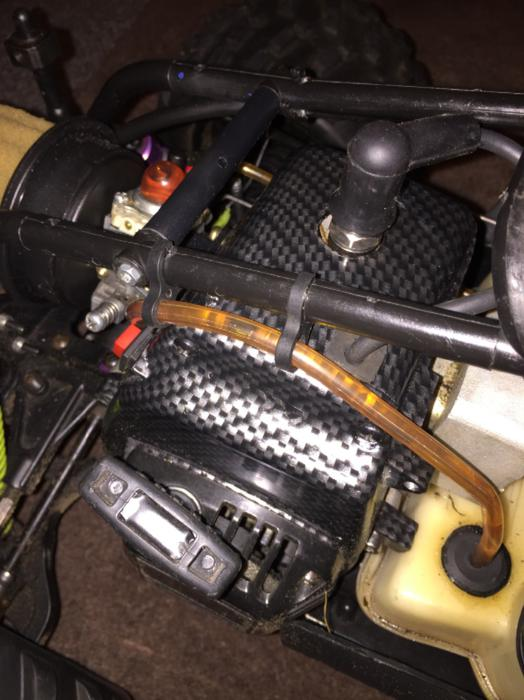 Shengqi Hummer 26cc Loads Of Upgrades Outside Black