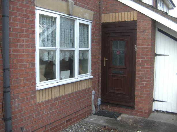 Used window and door sales person brierley hill sandwell for Recycled windows and doors