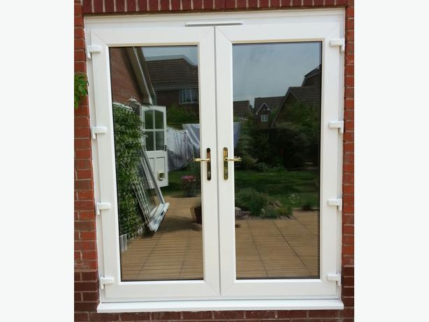 French doors walsall dudley mobile for Used french doors