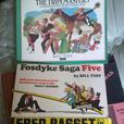 Andy Capp & Fosdyke saga Fred Basset