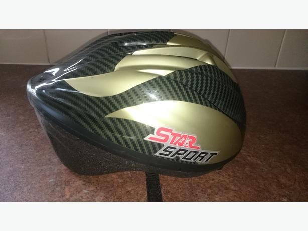 large bicycle helmet