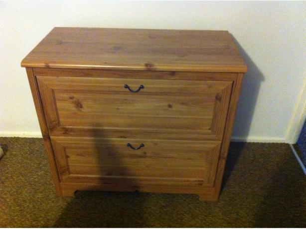 £ bedroom furniture chest of drawers plus matching