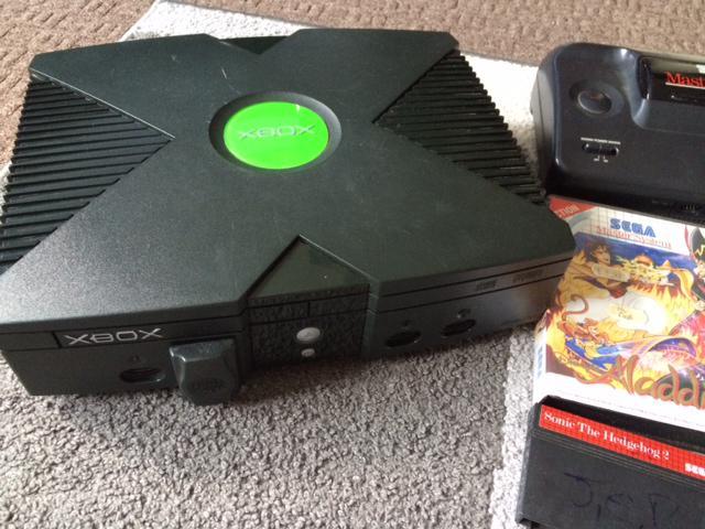 Foyer Console Xbox : Games consoles xbox sega darlaston wolverhampton