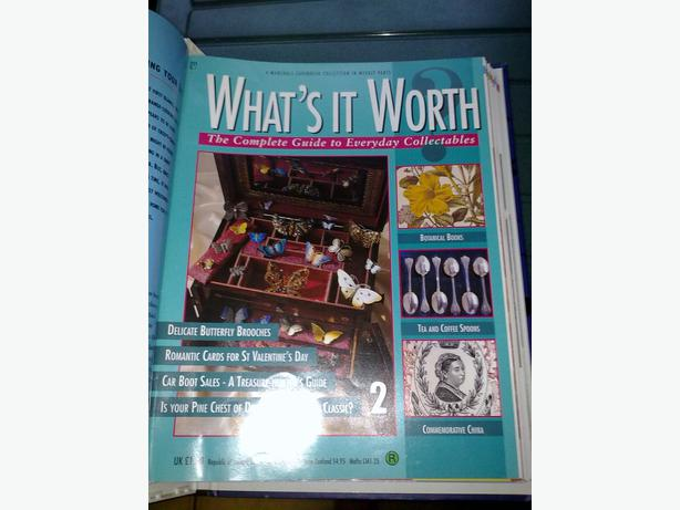 whats it`s worth