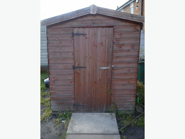 Used garden shed for sale west yorkshire zoo