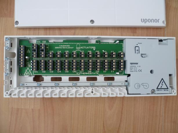 Uponor Underfloor Heating Controller C