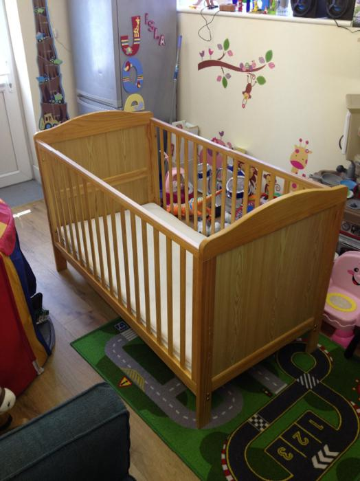 cot bed DUDLEY Wolverhampton : 104546662934 from www.usedwolverhampton.co.uk size 524 x 700 jpeg 51kB