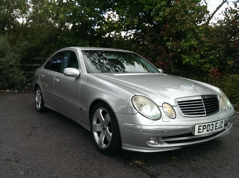 for sale mercedes e320 cdi avangarde swap dudley dudley. Black Bedroom Furniture Sets. Home Design Ideas