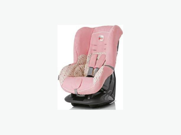 Britax Pink Car Seat Dudley Dudley